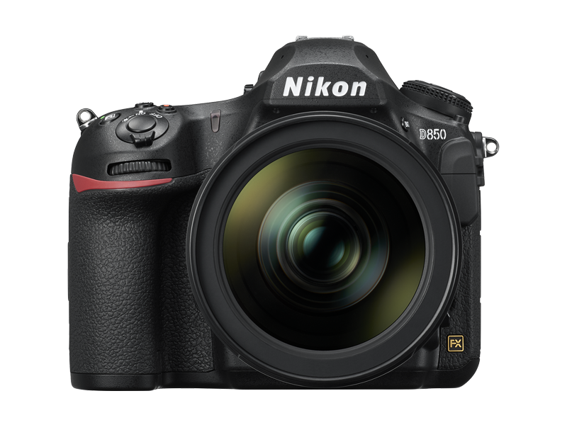 The new King of the high MP bodies - the Nikon D850