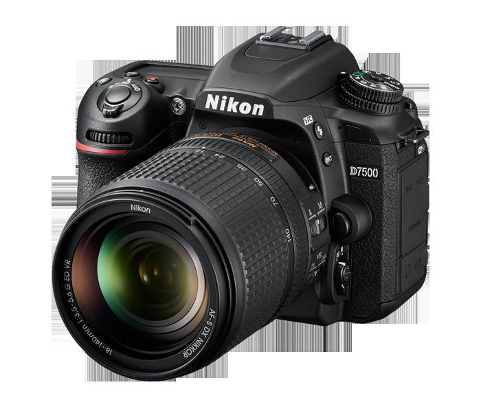 The Nikon D7500