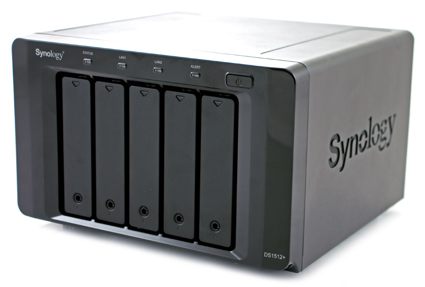 A Synology RAID Array that is network attached