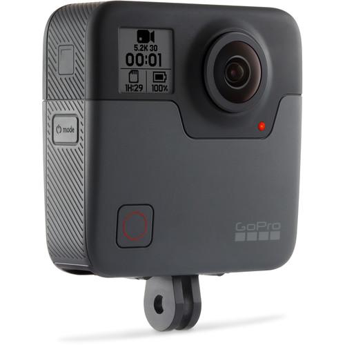 GoPro's Fusion 360 Camera