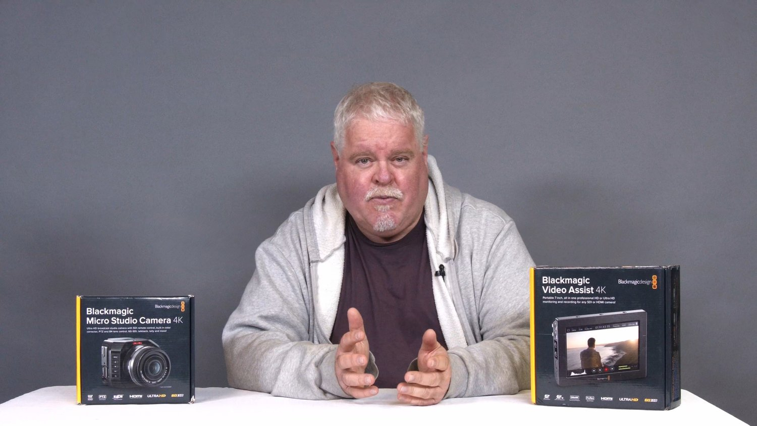 Quick Review Blackmagic Design Micro Studio 4k And Video Assist 4k The Photo Video Guy