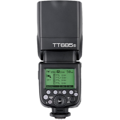 This Godox TT685 is for Canon but clicking on the image will take you to the B&H page with all the different variants. It's an awesome flash for the money