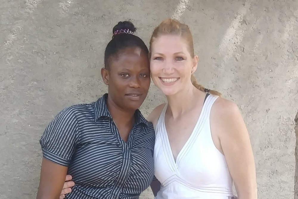 Marcella - FORMER MAMBONeeds a safe place to live. Wants to start teaching the children's group in her community.$200 US