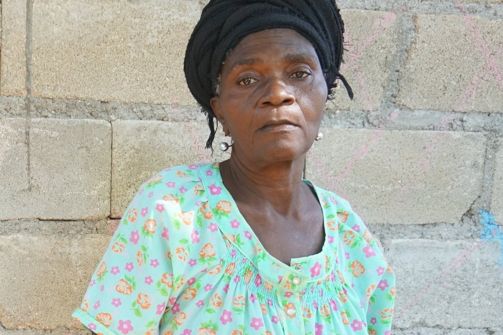 Madam Eliston Jean Baptist - FORMER MAMBOWants to sell snacks and cold drinks.$300 US