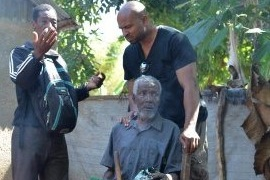 Celestin Herve - FORMER HOUGANA very old man who would just like to be supported each month with food and medicine.$600 US