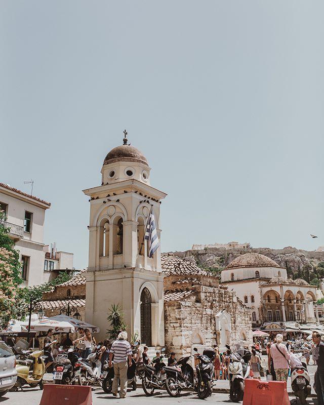 Stills of Athens, Greece.
