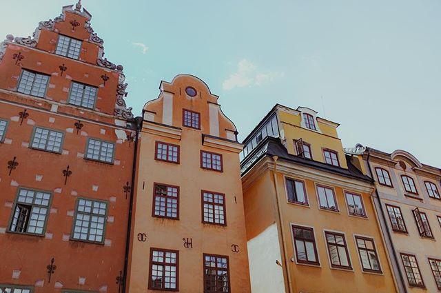 Sweet, sweet Stockholm.