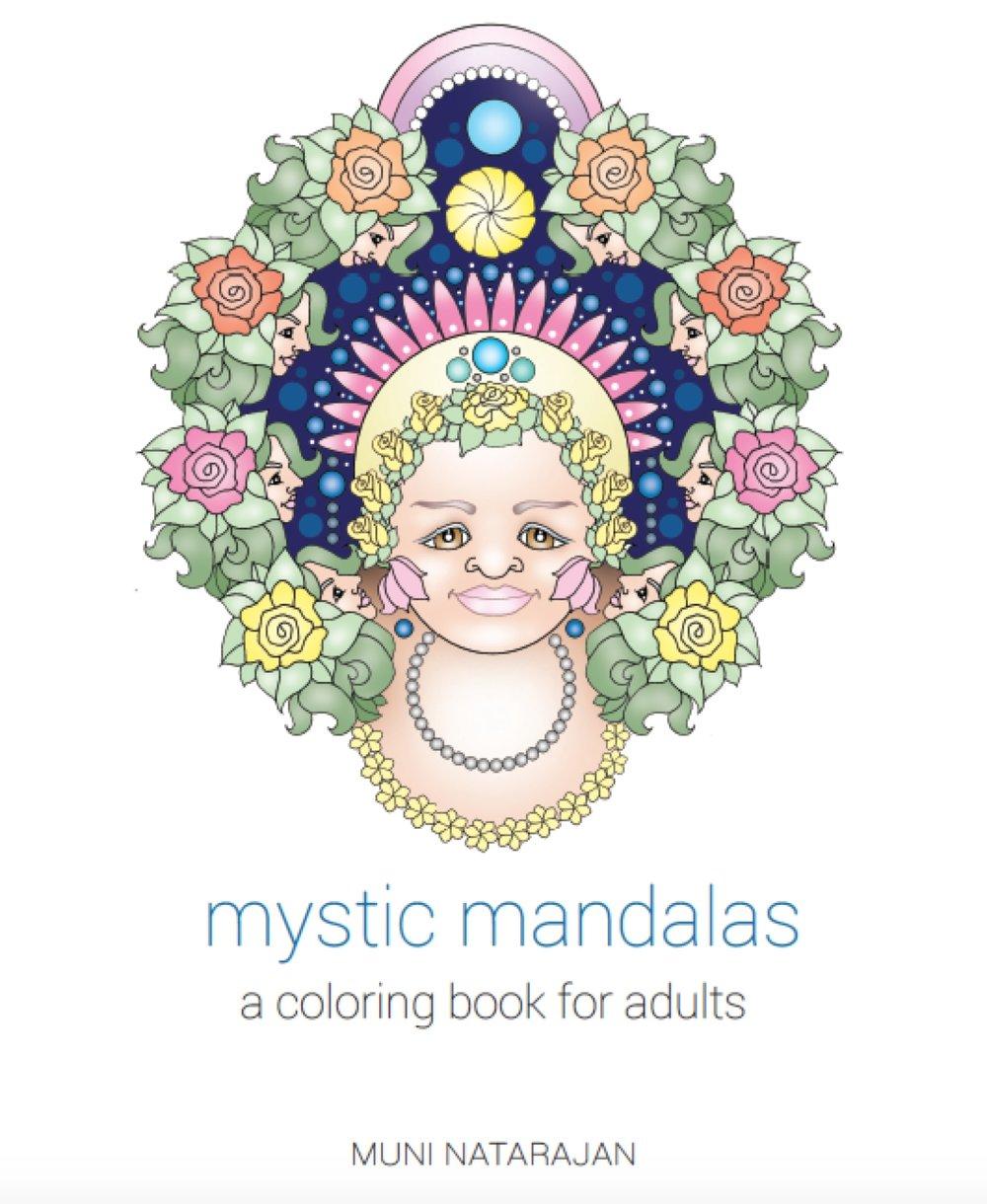 MysticMandalasbyMuniNatarajan