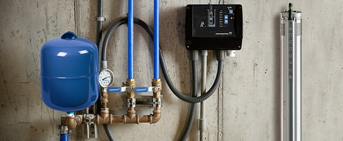 Constant Pressure Pump System