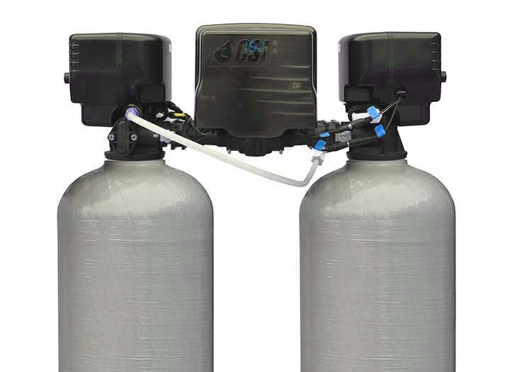 Twin Tank Water Softener