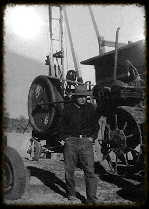 Clair Bushong, Sr. circa 1940s