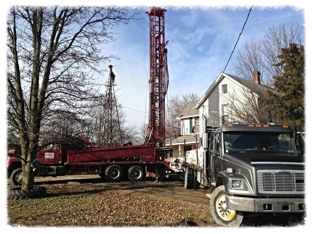 Emergency Well Drilling