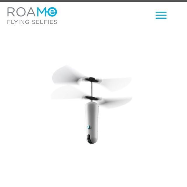 HUGE congrats to the tech geniuses at The IoT Group for launching ROAM-e selfie drone. Just $349, check it out here http://flyingselfies.com and read the scoop on Mashable http://mashable.com/2016/03/31/roame-flying-selfie-stick/#Xl6JQaWO9qqw 🙌🏼 @emmavb #startup #Sydney #Australia #technology #selfie #selfiestick #siliconvalley #drone #selfiedrone #film #photography #adventure #gopro #facialrecognition