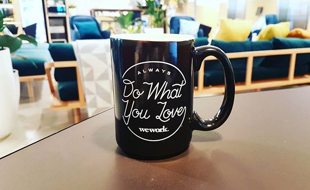 Coffee + life advice = #WeWork 🐼 . . . . . . .  #socialmedia #socialjobs #socialmediajobs #digital #agency #digitalmarketing #marketingmanager #sydneystartups #creativeagency #creativejobs #sydneyjobs #redfern #surryhills #socialcontent #socialcontent #accountdirector #strategist #Sydney #digitalproduct  #digitalagency #digitalstrategy #productdesign #sydneyjobs #surryhills #sydneycbd #digitalproduct #digitaldesign