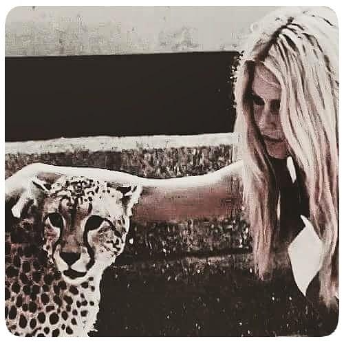 Bardot __ #wild #bornfree #summervibes #christineclaytonatelier