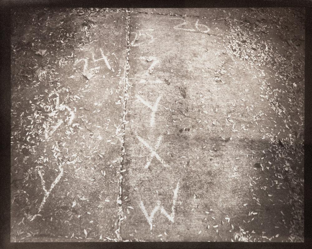 ZYXW (Sidewalk Chalk)