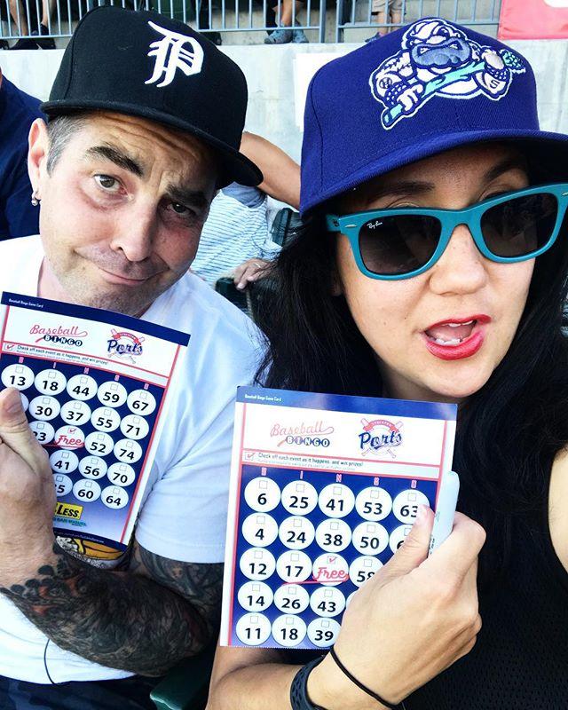 We didn't win... . . #stocktonports #basedball #baseball #california #stockton #asparagus #homeandaway #morethanagame #bingo #productiveouts #podcast #goingbroke #ports #sailors