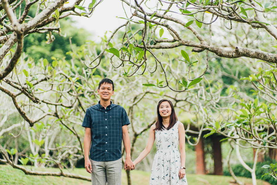 Singapore Wedding Photographer -- Fabian & Grace Couple Session in Singapore Botanic Gardens (3 of 15).jpg