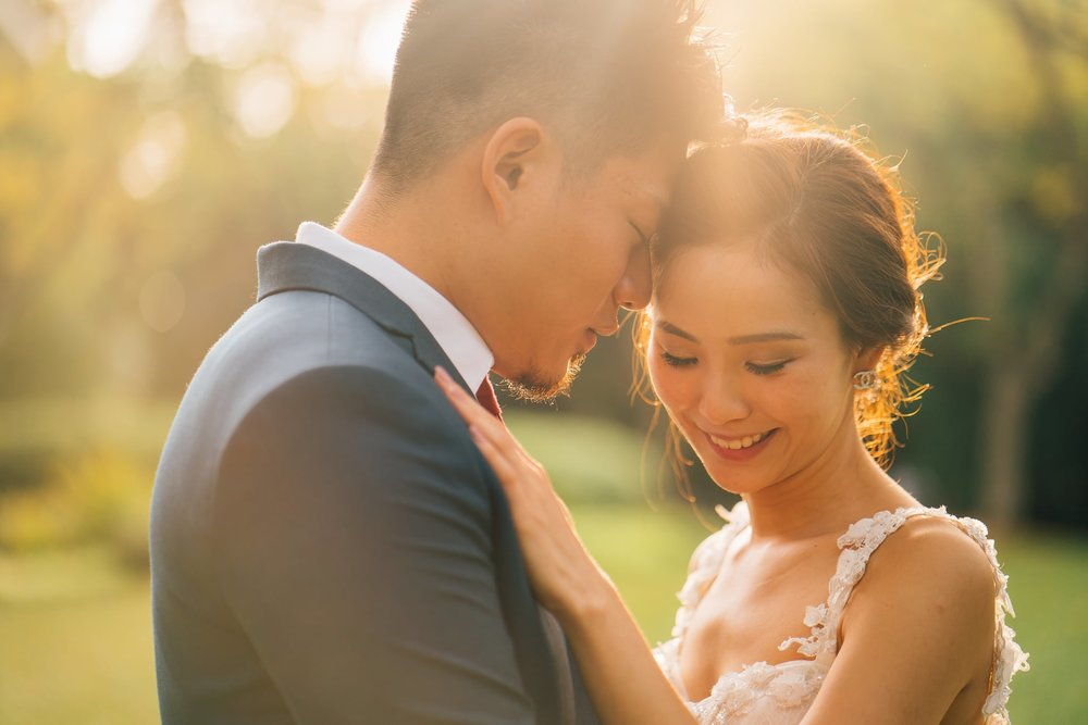 Sweet deal! - Enjoy SGD300 off Your Wedding Shoot!