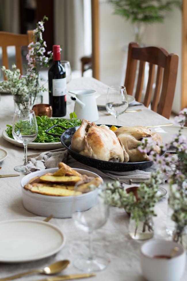 slow diaries spring feast