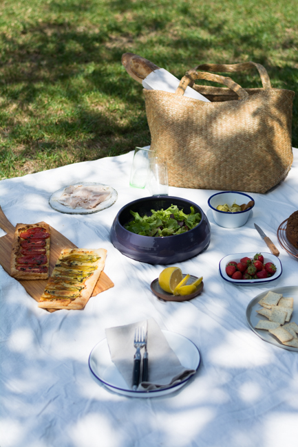 slow diaries a slow summer picnic