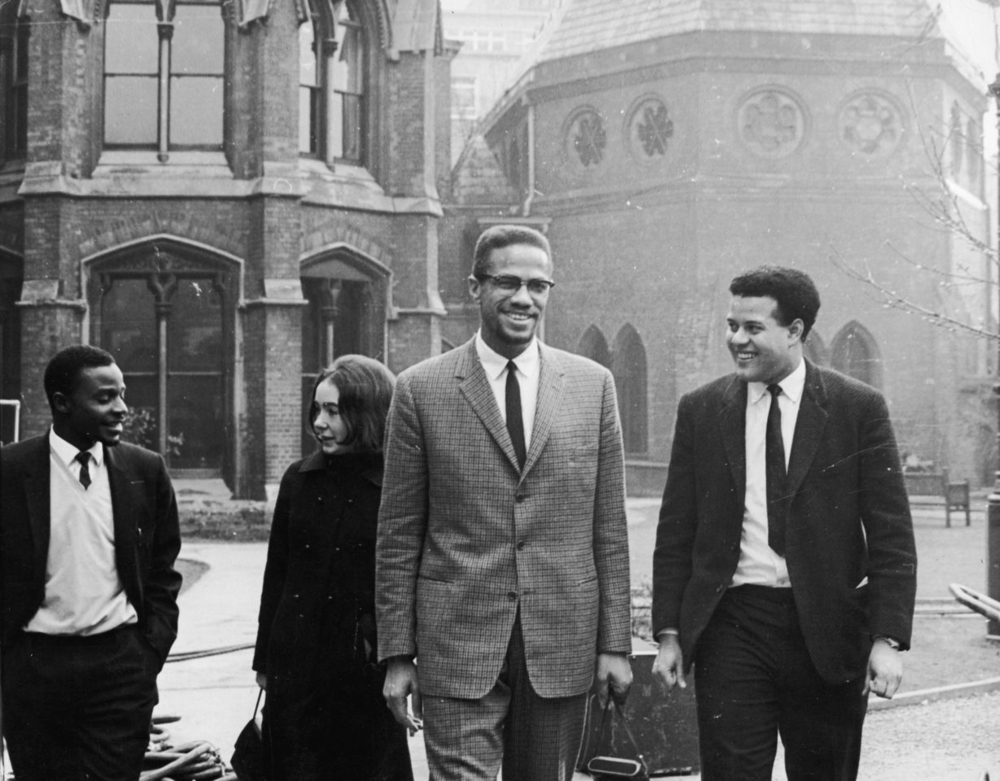 Malcolm X The University of Oxford, 1964