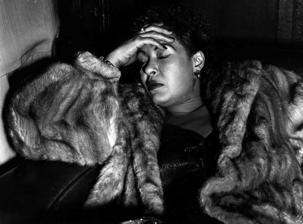 Billie Holiday 1954