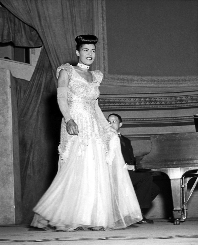 Billie Holiday 1940