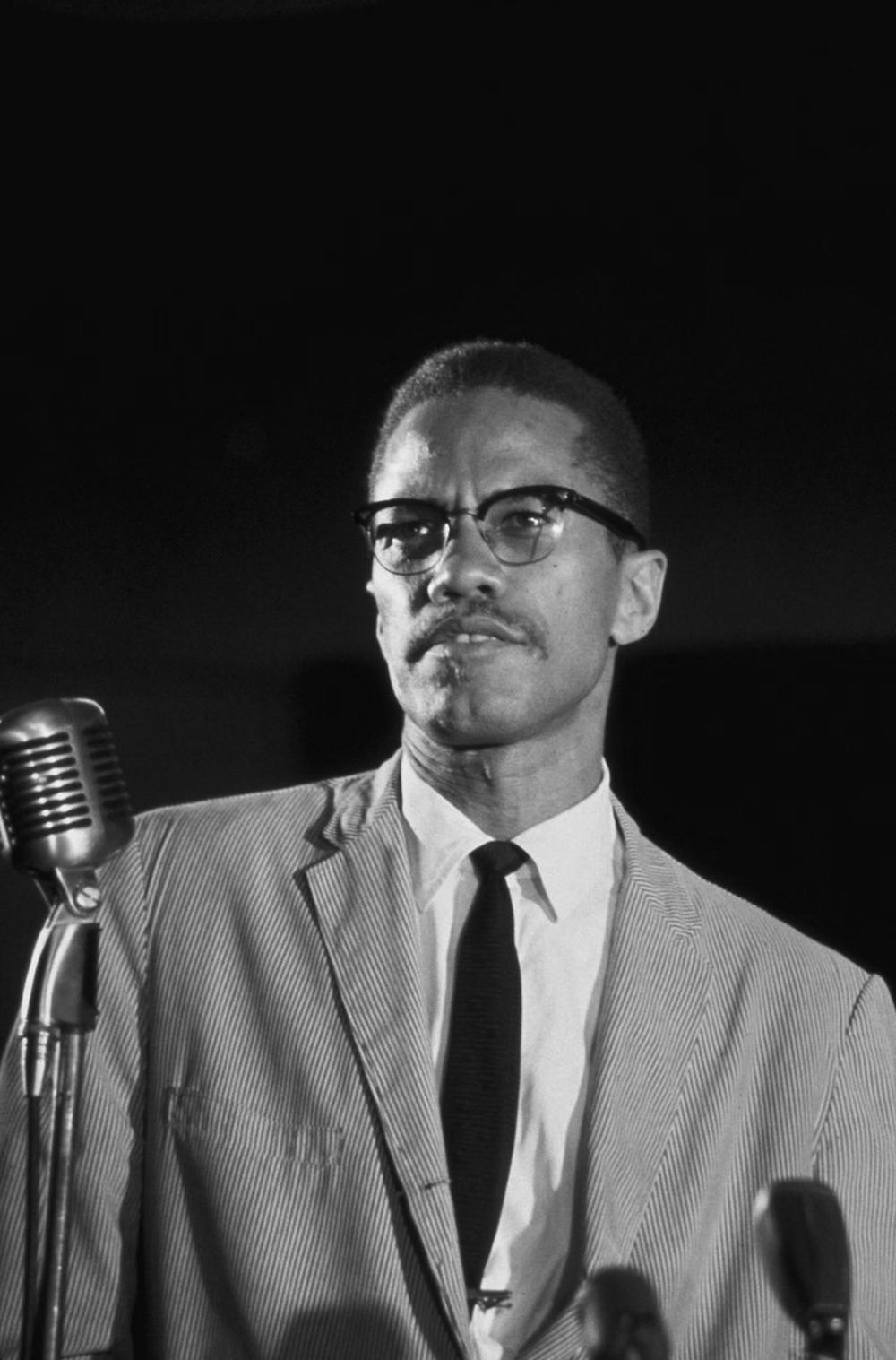Malcom X, 1964