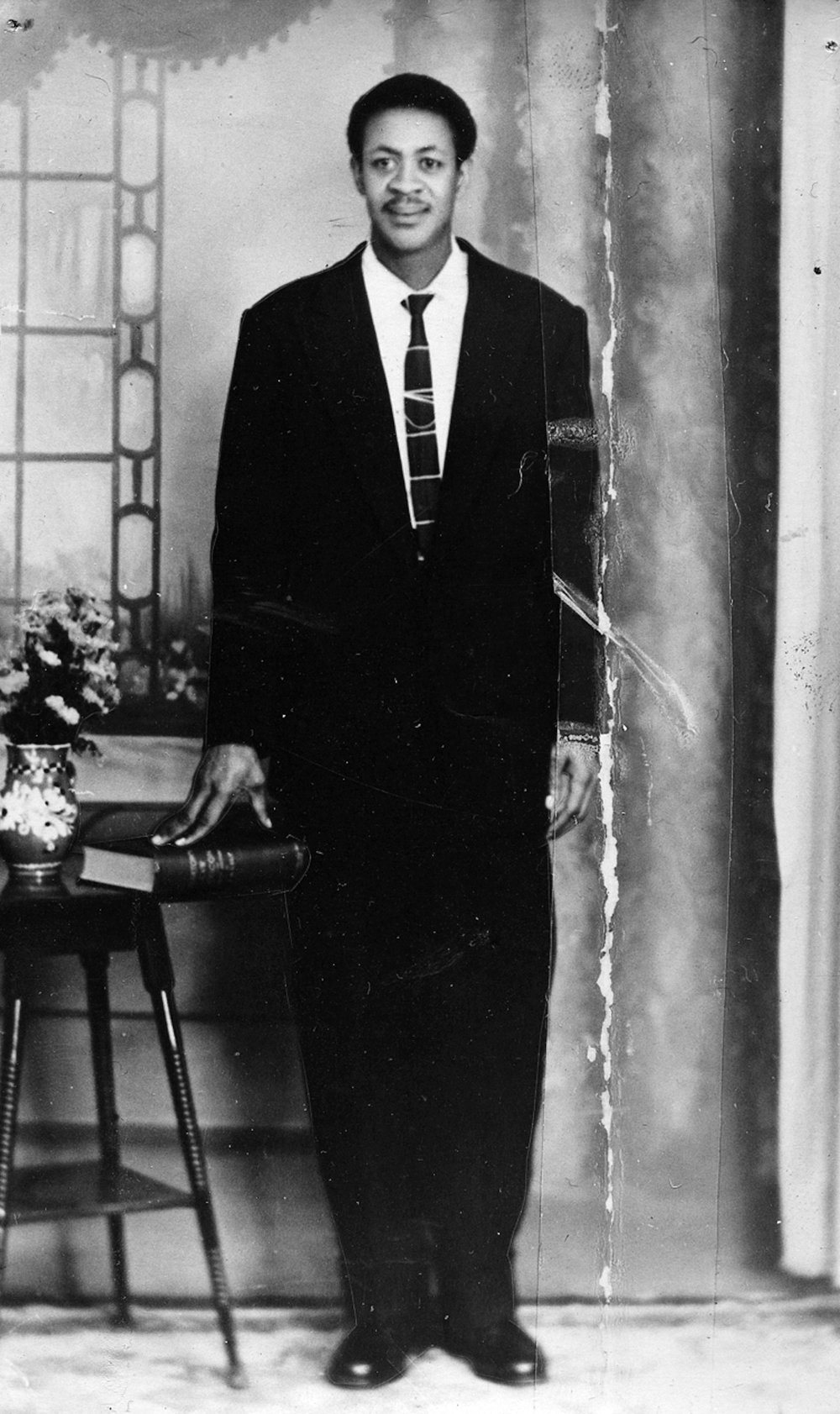 Alfred Valentine Tulloch, 1955