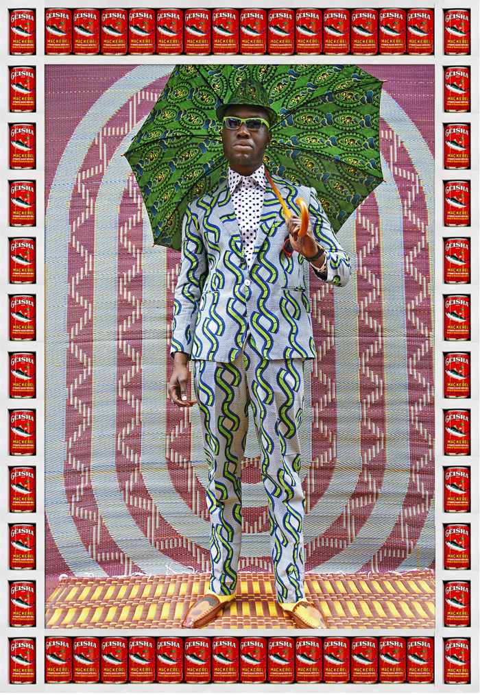 Afrikan Boy, 2012