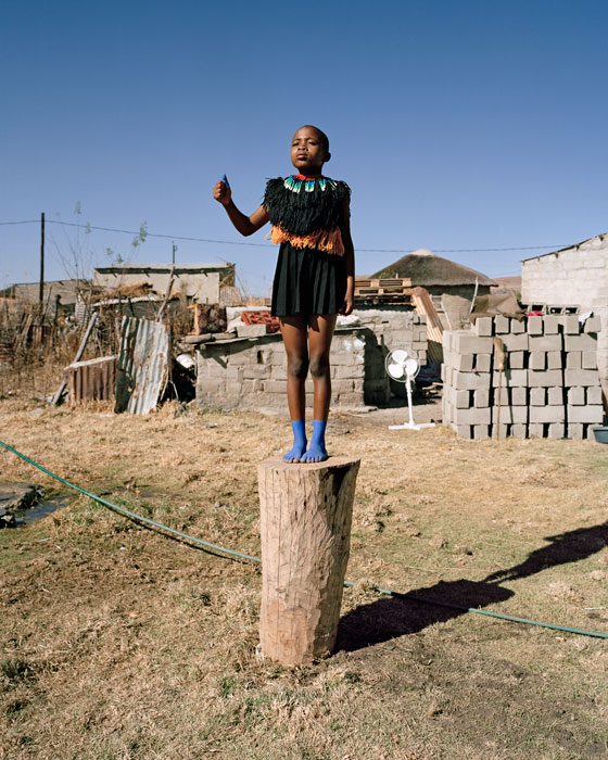 1 of 8: Namsa Leuba, Thump Up, Zulu Kids, 2014, courtesy of Art Twenty One