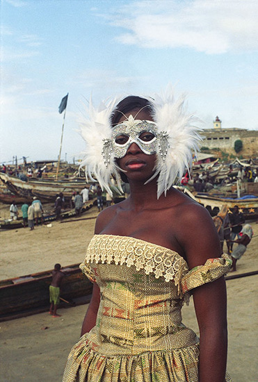 3 of 8: Godfried Donkor, Jamestown VIII