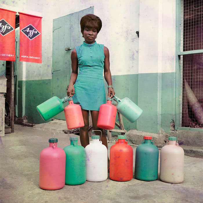 James Barnour, Untitled no 4, Accra, 1971, Clémentine de la Féronnière