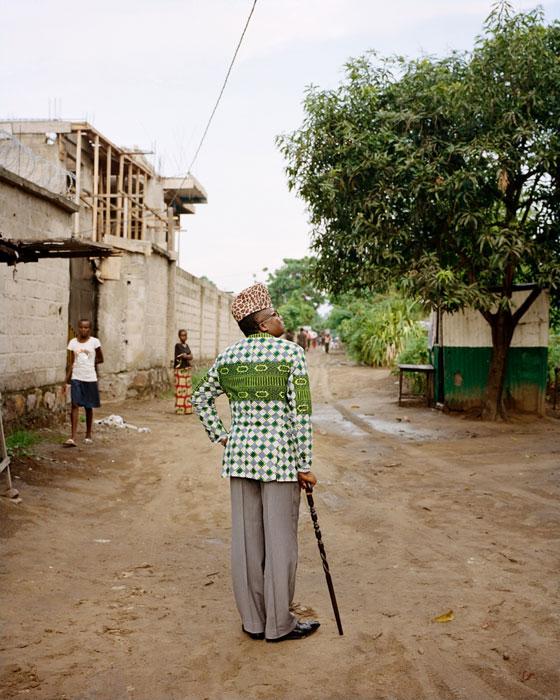 Emilie Regnier, Marechal Mobutu, Kinshasa, 2015, Galerie Magnin-A