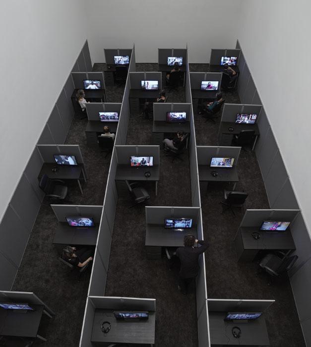 4 of 7 - Kader Attia, Reason's Oxymorons, 2015, photo: Max Yawney Courtesy the Artist and Lehmann Maupin, New York and Hong Kong