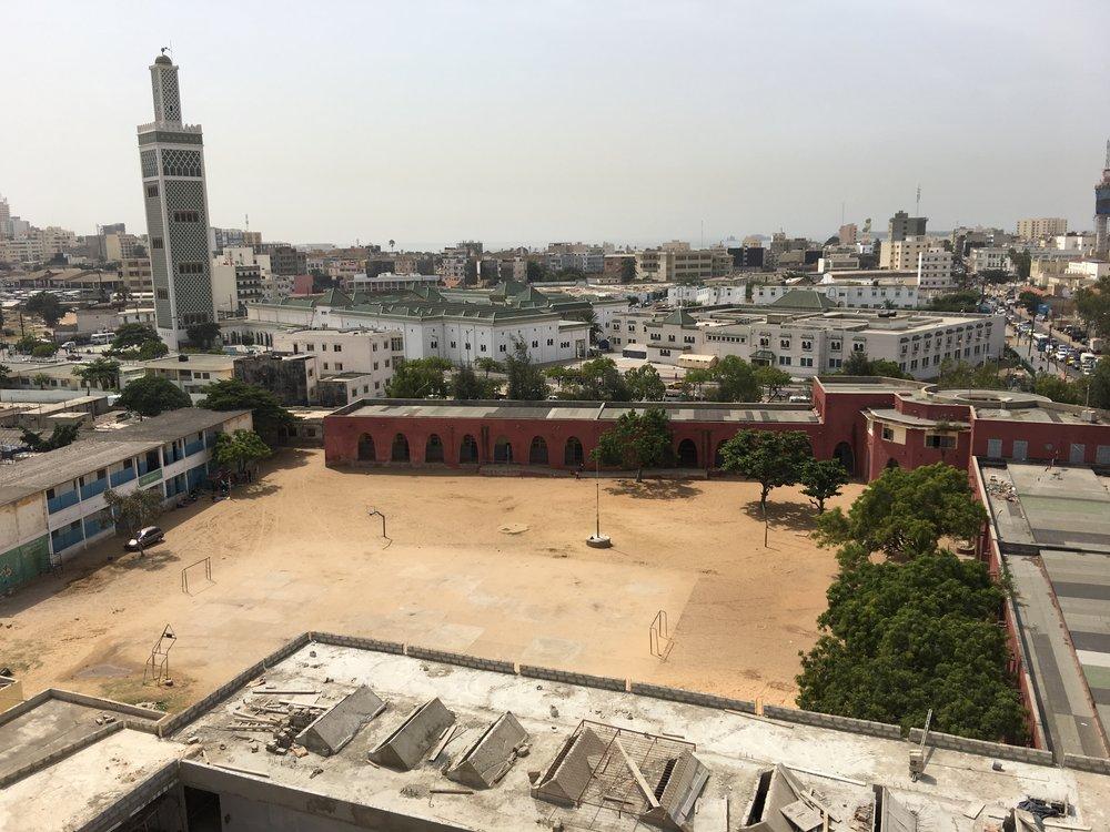 8 of 8 - Vive L'Independence de l'Eau, workshop, symposiums and performances as part of Sharjah Biennial 13: Tamawuj, 2017. UCAD II, Dakar, Senegal