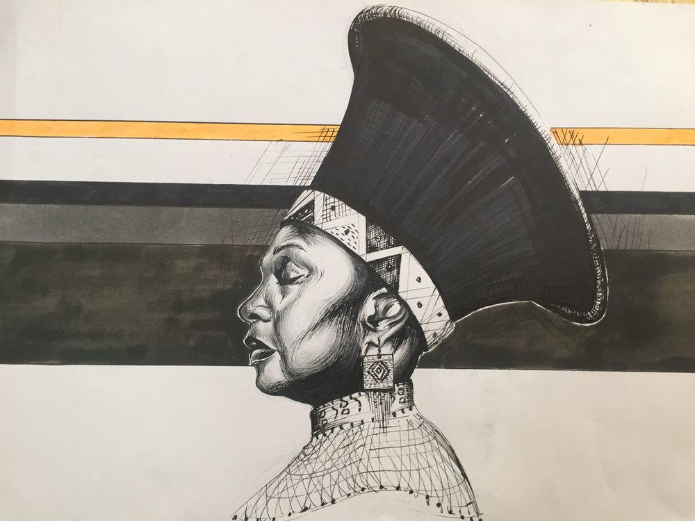 1 of 3 - Banele Mavimbela