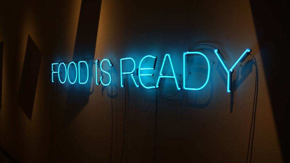 2 of 4 - Emeka Ogboh, Food Is Ready, 2015-2016