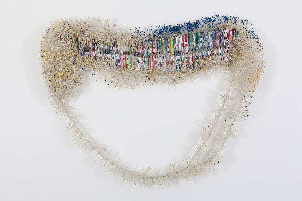 3 of 5 - Moffat Takadiwa, Plastic Smile, 2016
