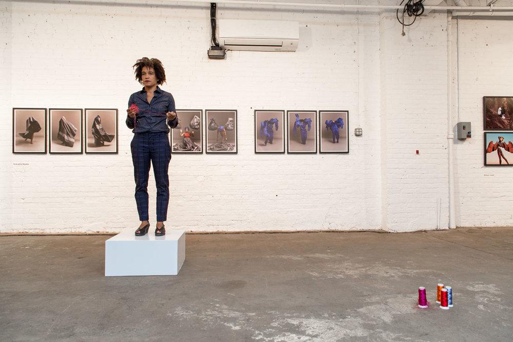 1 of 5 Wura Natasha Ogunji