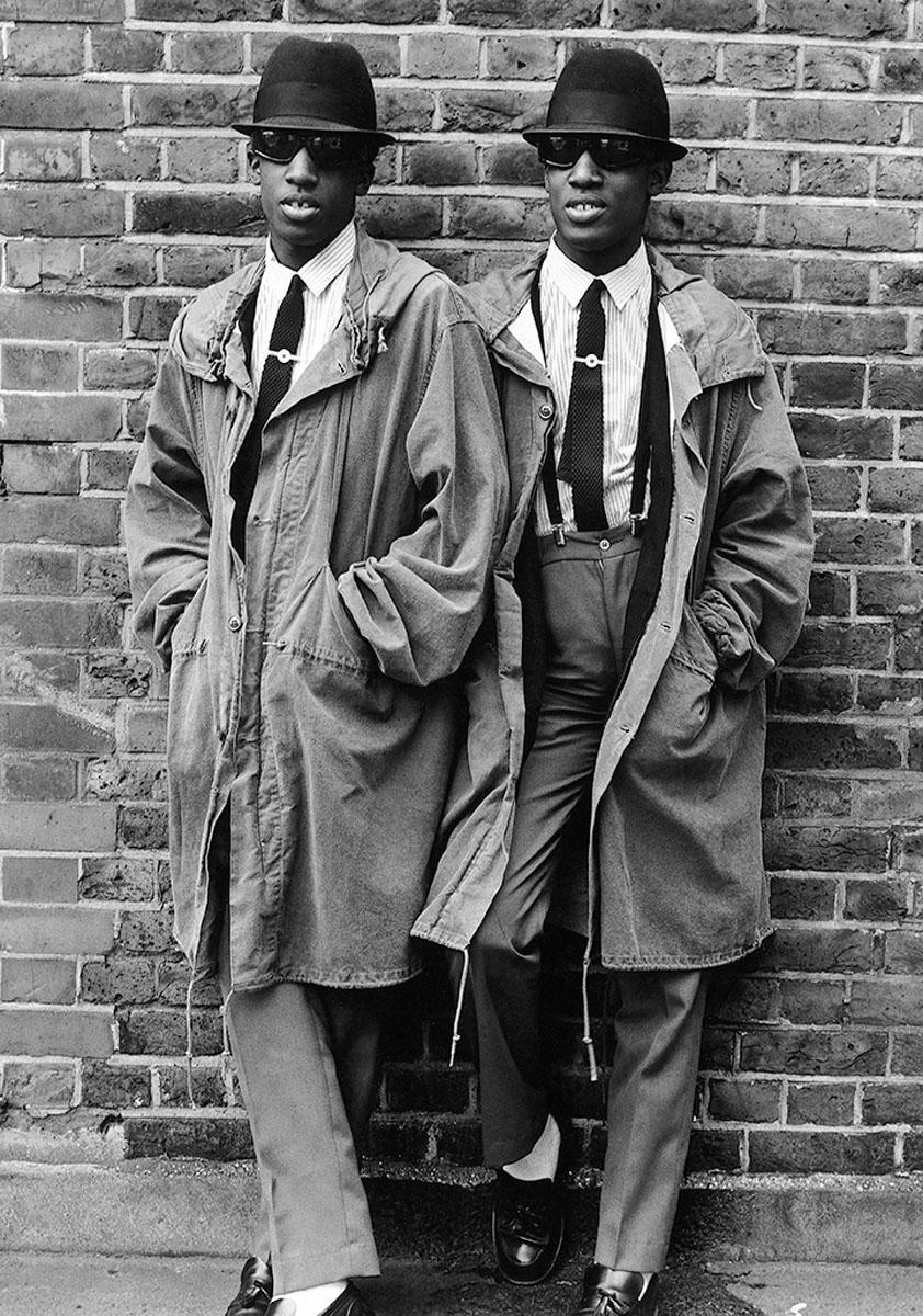 JanetteBeckman, The Islington Twins, London, 1979