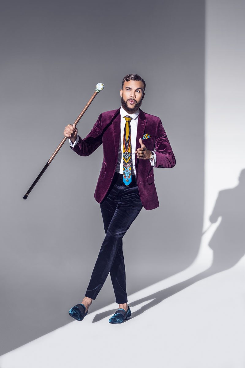 Eli Schmidt, Jidenna, 2016; Courtesy the artist
