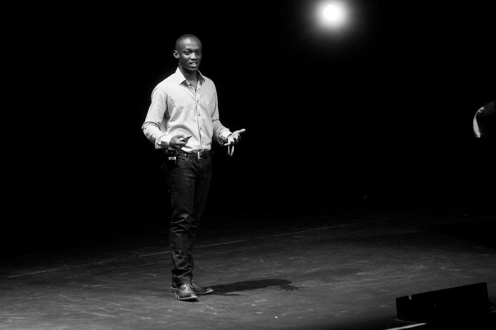 3 of 5 -Leroy Mwasanu