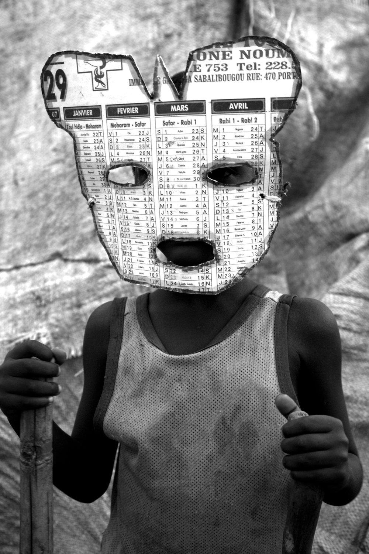Fatoumata Diabaté, L'homme en Animal