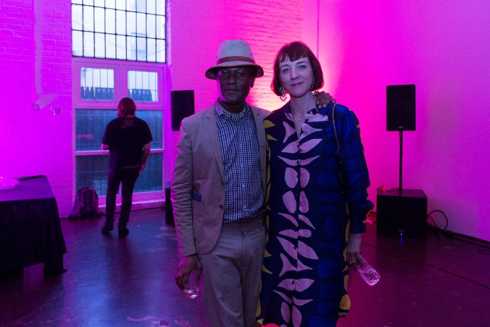 7 of 7 Ike Ude and Helen Jennings