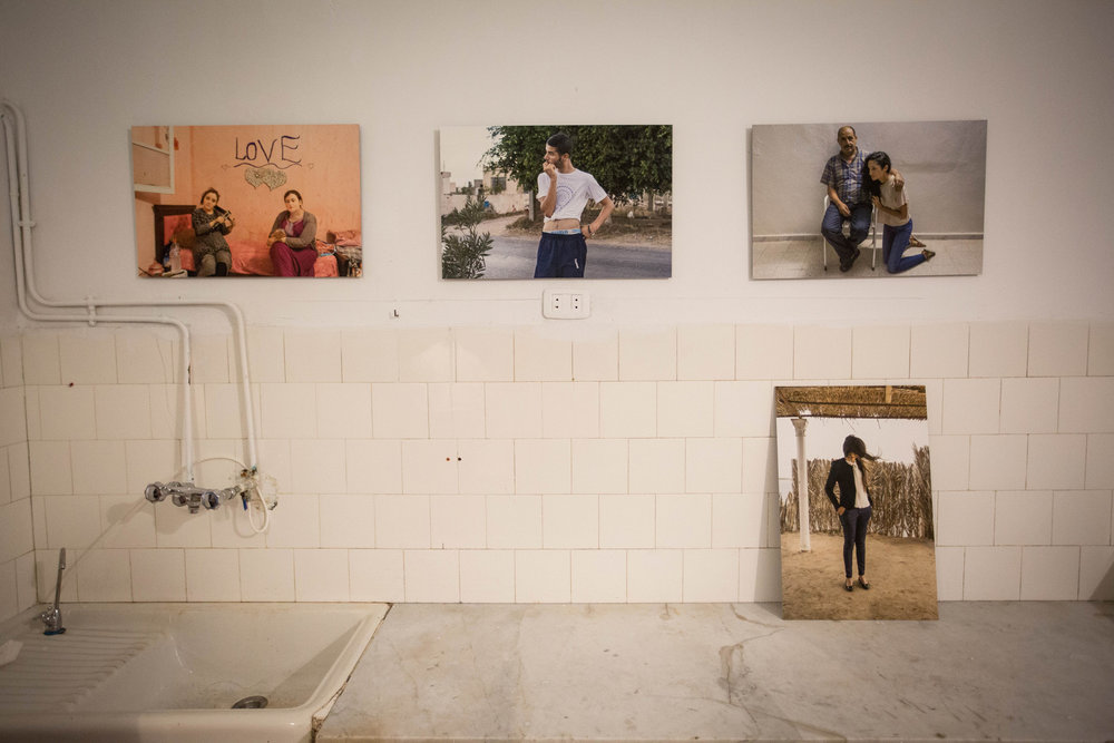 Kamel Moussa, Equilibre Instable, 2012