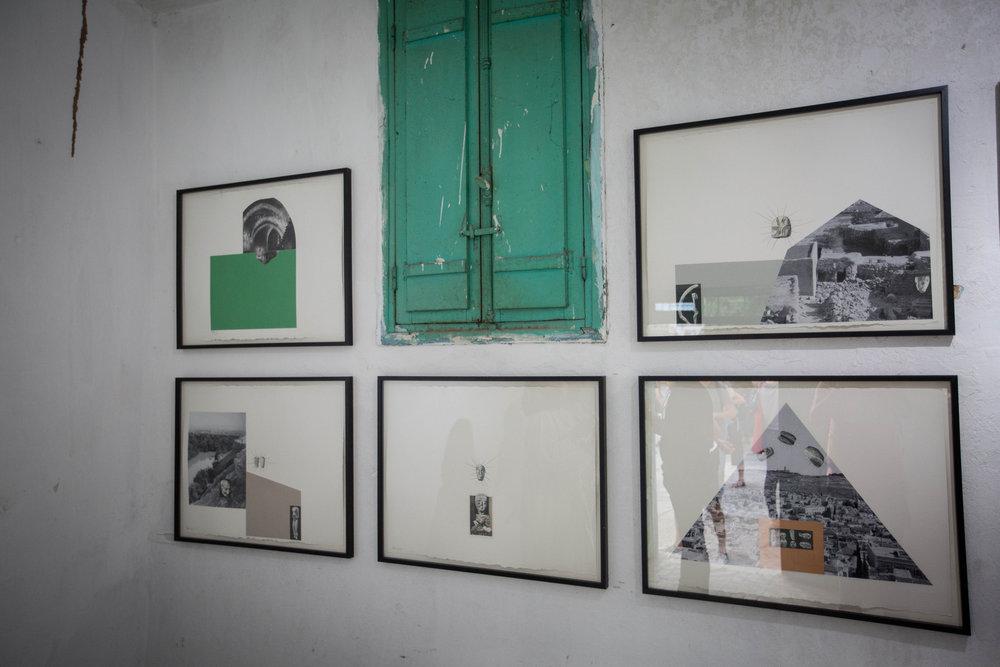 Malek Gnaoui, Reformulated Archaeology Series #1-10, 2018