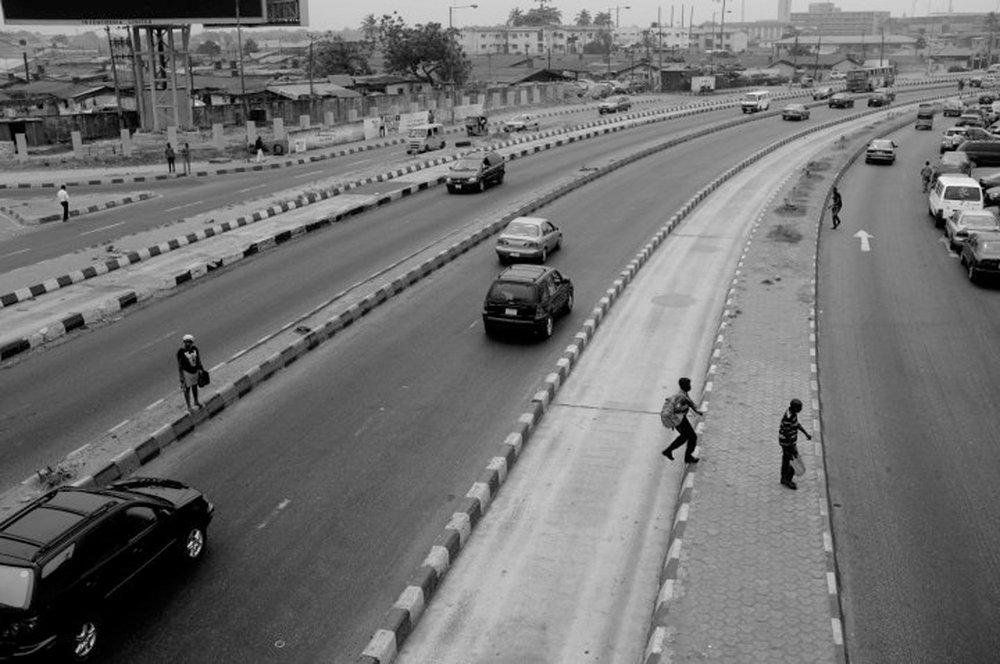 From the series Monochrome Lagos © Logor Olumuyiwa