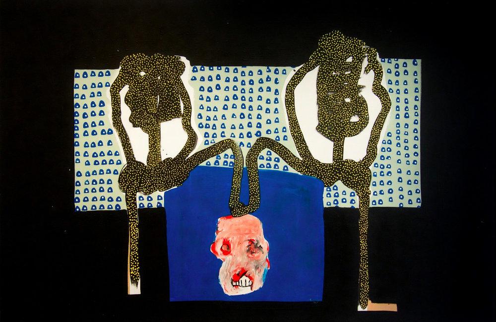 Amadou Sanogo, Untitled